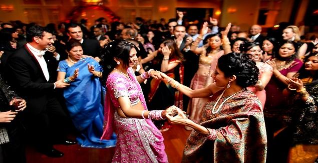 Combine Functions in Low Cost Wedding